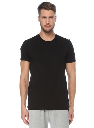 American Vintage Tişört Siyah